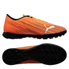PUMA Ultra 4.1 TF Chasing Adrenaline - Orange/Sort