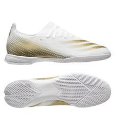 adidas X Ghosted .3 IN - Hvid/Guld