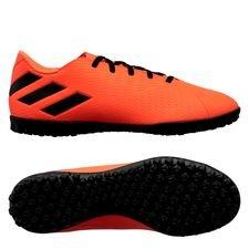 adidas Nemeziz 19.4 TF Inflight - Signal Coral/Schwarz/Rot