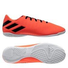 adidas Nemeziz 19.4 IN - Orange/Sort/Rød
