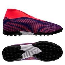 adidas Nemeziz .3 TF Laceless Precision to Blur - Lilla/Pink Børn