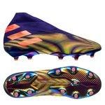 adidas Nemeziz + FG/AG Precision To Blur - Violet/Rose/Vert
