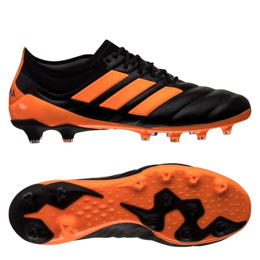 adidas Copa 20.1 AG Precision to Blur - Sort/Orange/Navy thumbnail