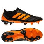 adidas Copa 20.1 FG/AG Precision To Blur - Core Black/Signal Orange/Energy Ink