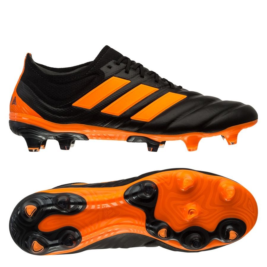 adidas Copa 20.1 FG/AG Precision to Blur - Sort/Orange/Navy thumbnail