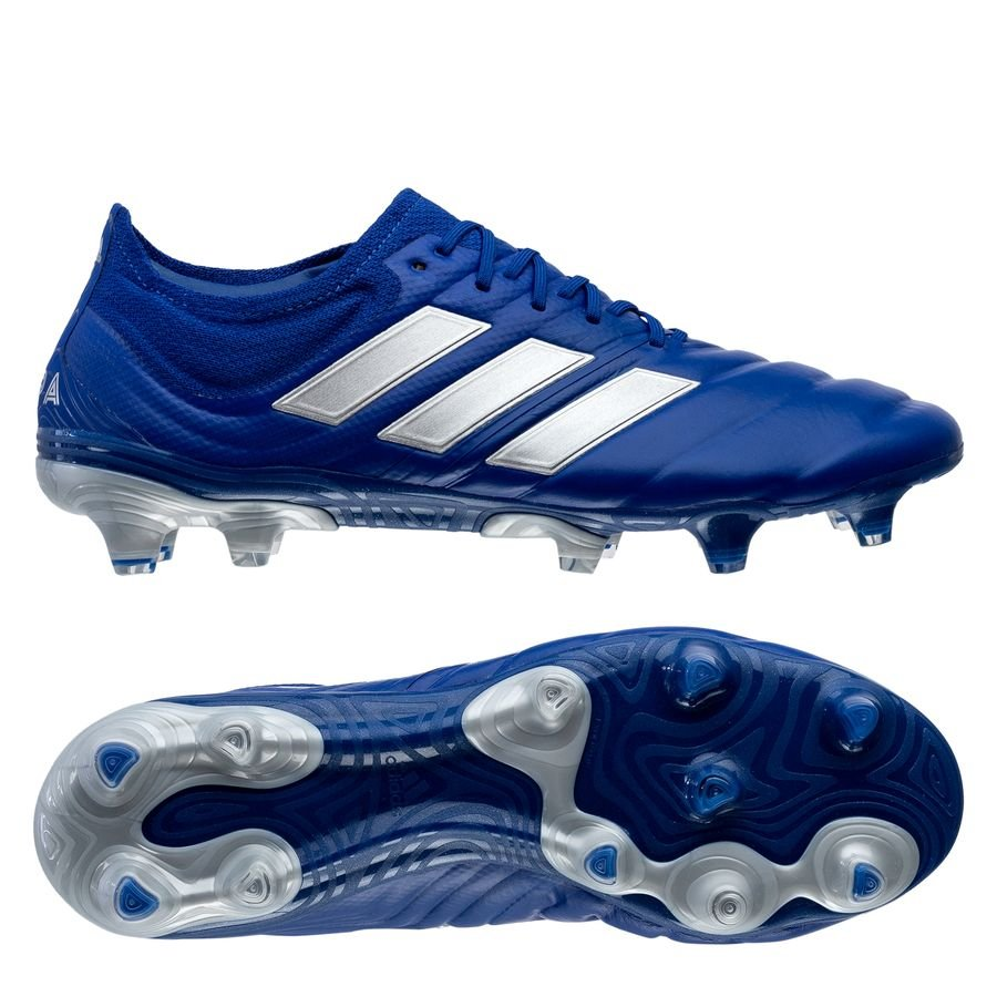adidas Copa 20.1 FG/AG Inflight - Blå/Sølv thumbnail