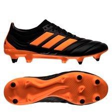 adidas Copa 20.1 SG - Sort/Orange/Lilla