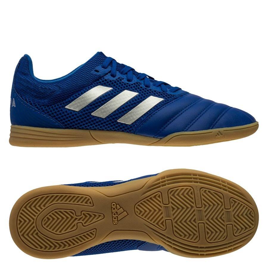 adidas Copa 20.3 Sala IN Inflight - Blå/Sølv Børn thumbnail