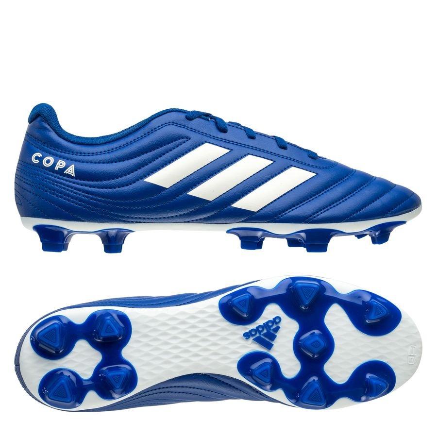 educador Resistente Pantano  adidas Copa 20.4 FG/AG Inflight - Royal Blue/Footwear White |  www.unisportstore.com