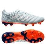 adidas Copa 20.3 FG/AG Glory Hunter - Bleu/Blanc/Coral