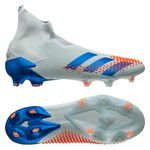 adidas Predator 20+ FG/AG Glory Hunter - Sky Tint/Blau/Orange