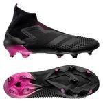 adidas Predator 20+ FG/AG Dark Motion - Noir/Rose