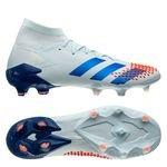 adidas Predator 20.1 FG/AG Glory Hunter - Bleu/Bleu/Coral