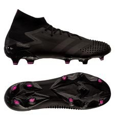 adidas Predator 20.1 FG/AG - Sort/Pink