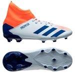 adidas Predator 20.3 FG/AG Glory Hunter - Bleu/Bleu/Coral Enfant
