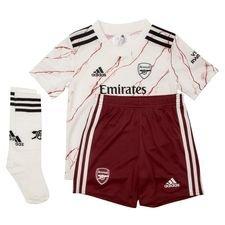 Arsenal Bortatröja 2020/21 Mini-Kit Barn