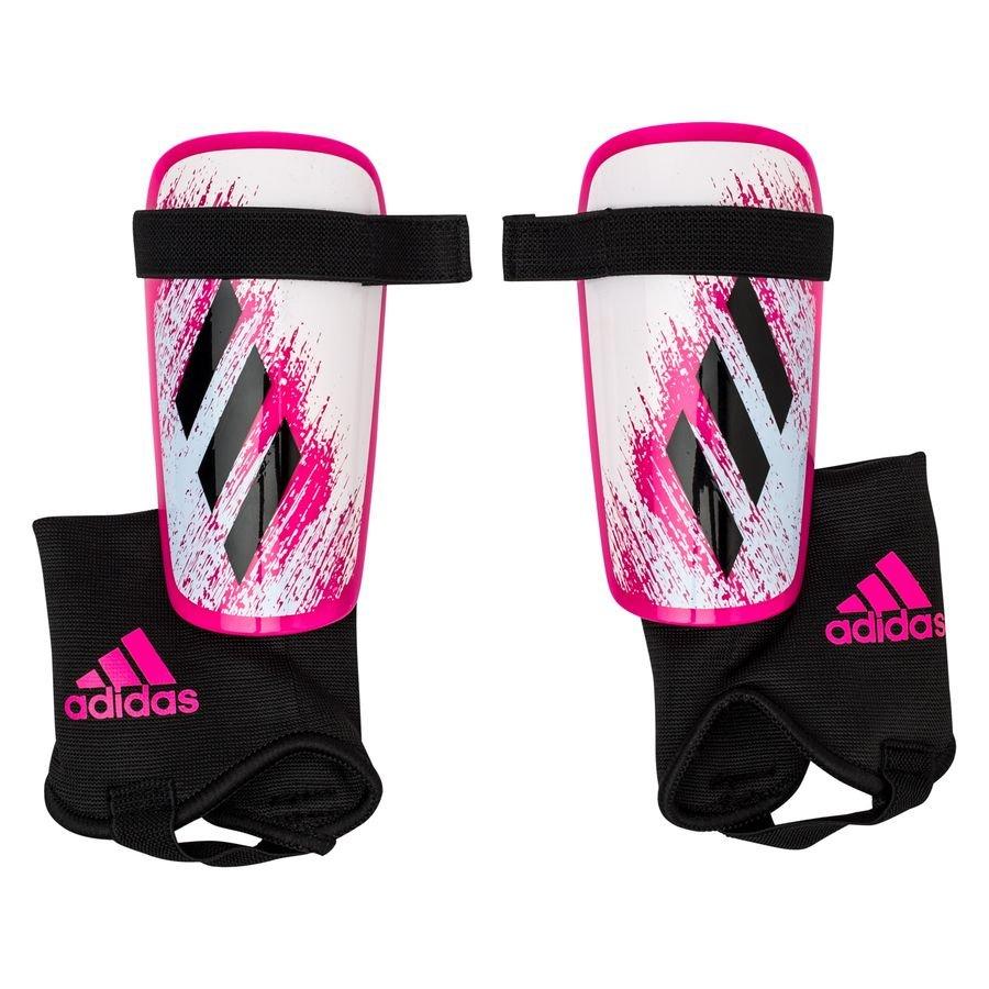 adidas Benskinner X Match Locality - Hvid/Pink Børn thumbnail