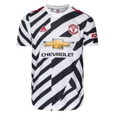 Manchester United 3. Trøje 2020/21 Authentic