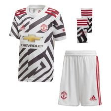 Manchester United Tredjetröja 2020/21 Mini-Kit Barn