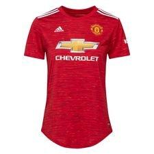 Manchester United Hemmatröja 2020/21 Dam
