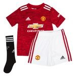 Manchester United Maillot Domicile 2020/21 Mini-Kit Enfant