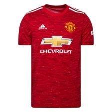 Manchester United Hemmatröja 2020/21 Barn