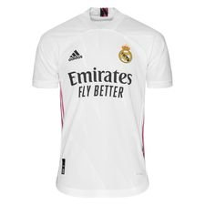 Real Madrid Hemmatröja 2020/21 Authentic