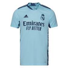 Real Madrid Målvaktströja Hemma 2020/21