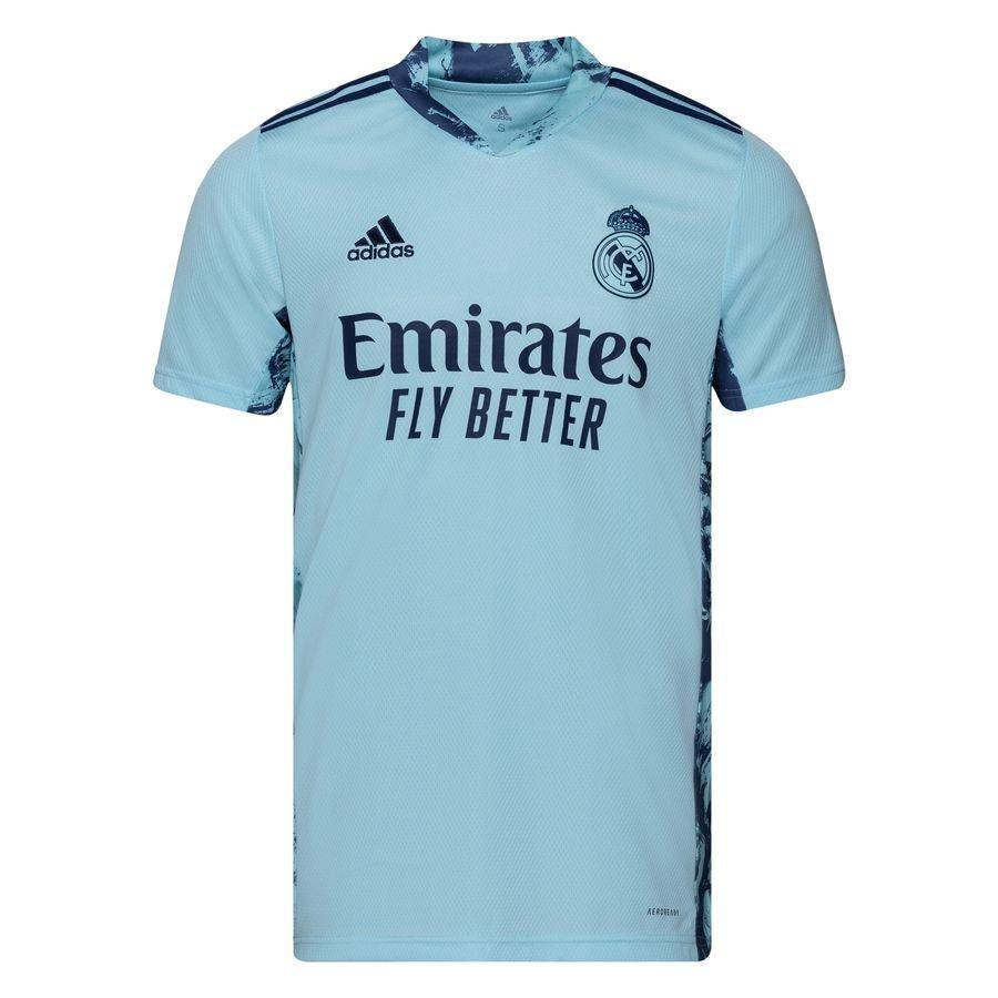 adidas Real Madrid Målmandstrøje Hjemmebane 2020/21