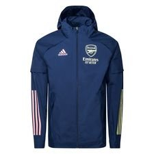 Arsenal Jacka All Weather - Navy/Gul