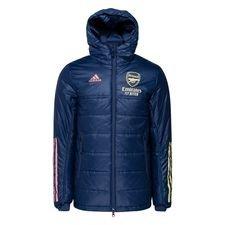 Arsenal Vinterjacka - Navy/Gul