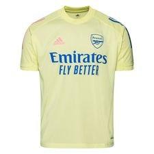 Arsenal Tränings T-Shirt - Gul/Blå