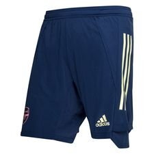 Arsenal Shorts - Navy/Gul