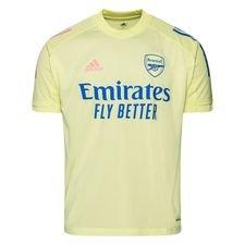 Arsenal Tränings T-Shirt - Gul/Blå Barn