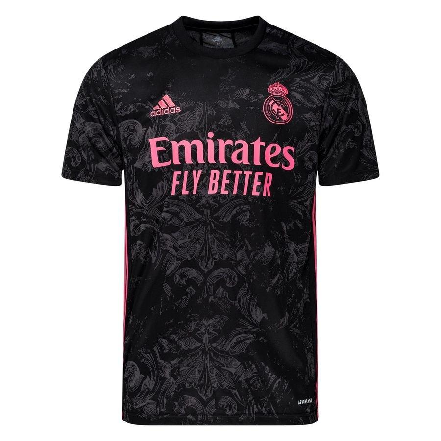 Unisex Kinder Saison 2020//21 Komplette Ausr/üstung Offiziell Komplette Ausr/üstung Offiziell Real Madrid C.F