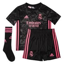 Real Madrid Tredjetröja 2020/21 Mini-Kit Barn