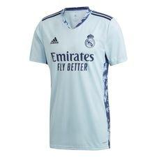 Real Madrid Målvaktströja Hemma 2020/21 Barn