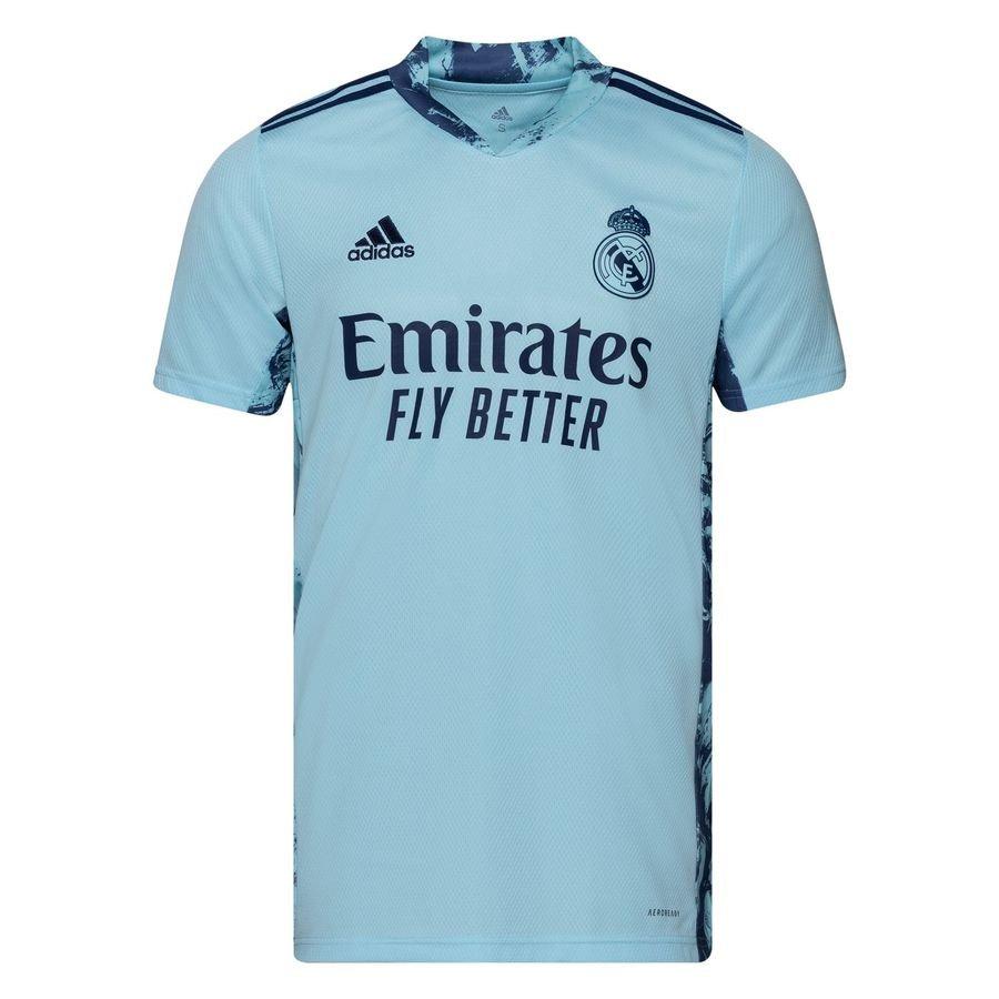 adidas Real Madrid Målmandstrøje Hjemmebane 2020/21 Børn