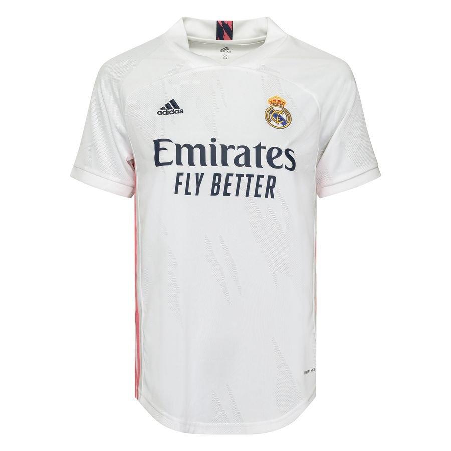 adidas Real Madrid Hjemmebanetrøje 2020/21 Kvinde