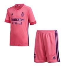 Real Madrid Bortatröja 2020/21 Mini-Kit Barn