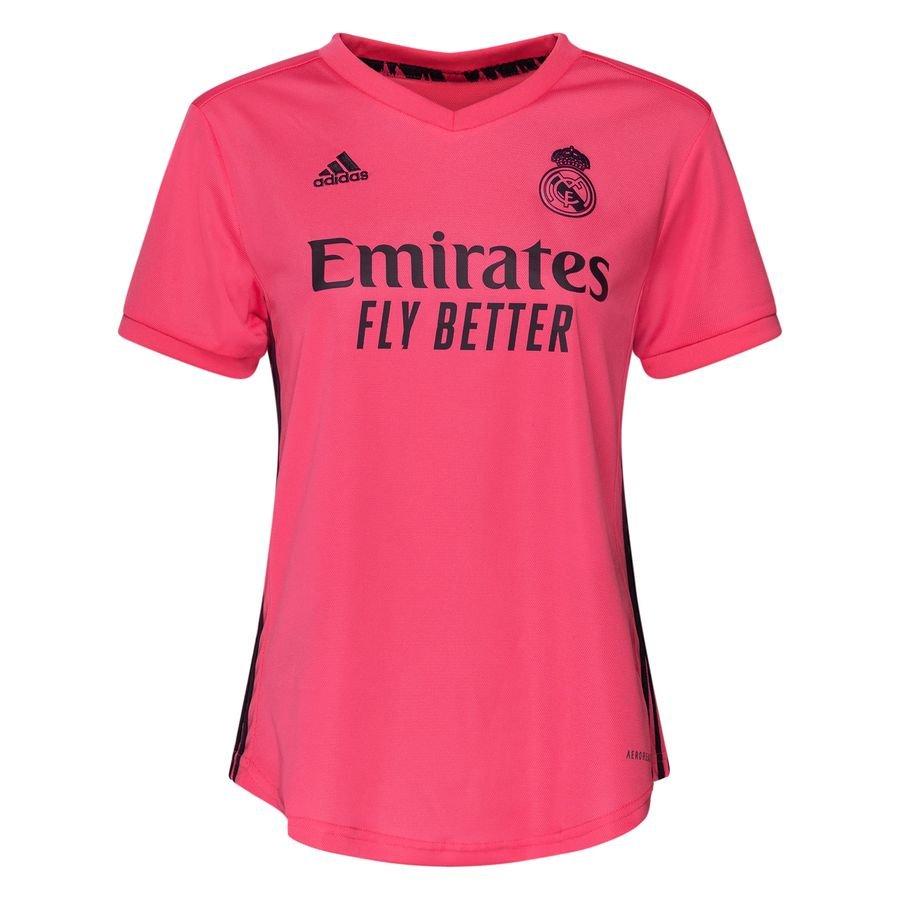 adidas Real Madrid Udebanetrøje 2020/21 Kvinde