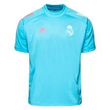 Real Madrid Tränings T-Shirt - Turkos Barn