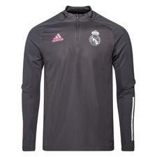 Real Madrid Träningströja - Grå/Rosa Barn