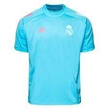 Real Madrid Tränings T-Shirt - Turkos