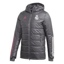 Real Madrid Vinterjacka - Grå/Vit