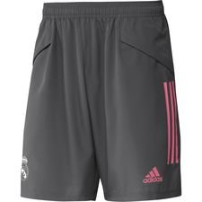 Real Madrid Shorts Downtown - Grå/Rosa