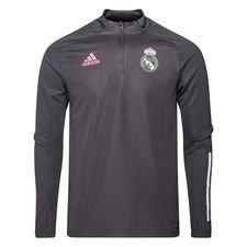 Real Madrid Träningströja - Grå/Rosa