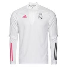 Real Madrid Träningströja - Vit/Rosa