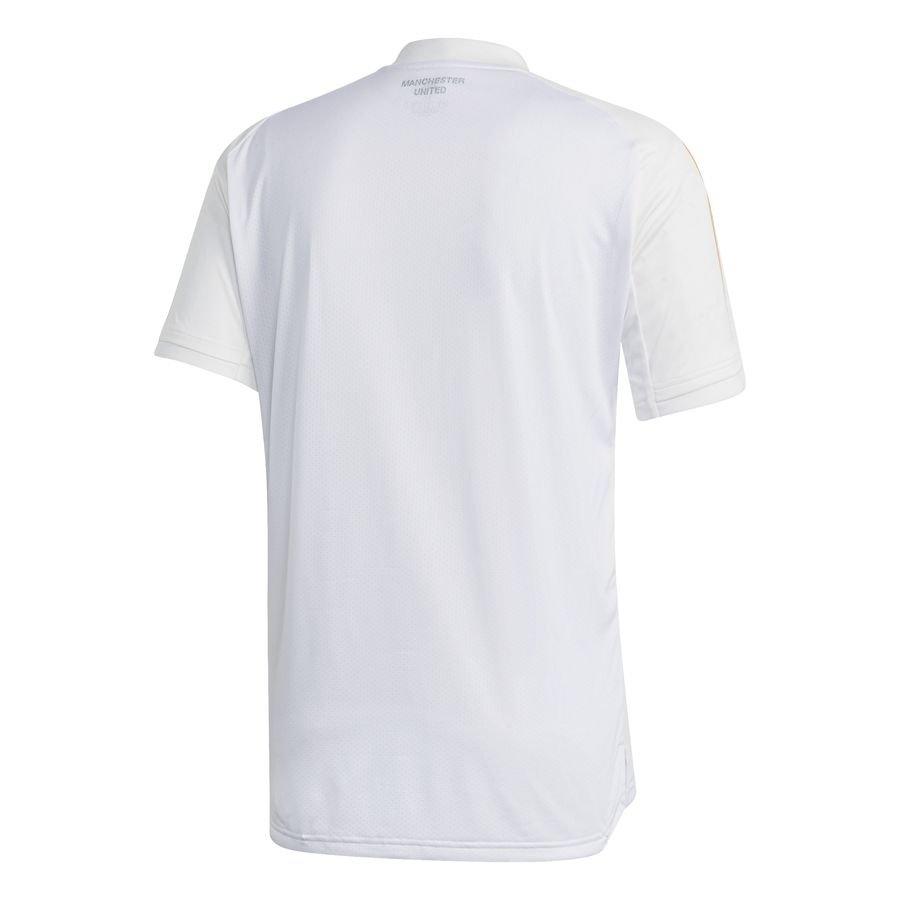 Manchester United Trenings T Skjorte Hvit Barn | www