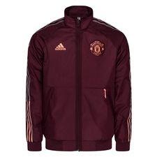 Manchester United Jacka Anthem - Bordeaux